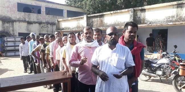 Phase 5 LIVE: कोडरमा में मतदान जारी... पहले दो घंटे में 13.43 फीसदी वोट पड़े