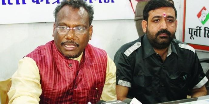 बलमुचू समेत एक दर्जन नेताओं ने राहुल को लिखा पत्र, कहा इस्तीफा वापस लें