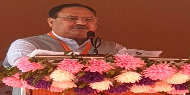 Jharkhand Assembly Election 2019: लोहरदगा में जेपी नड्डा ने परखी चुनावी तैयारी, CM रघुवर बोले-अबकी बार 80 पार