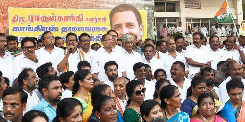 Rahul's leadership needed to rescue country from divisive elements: TNCC