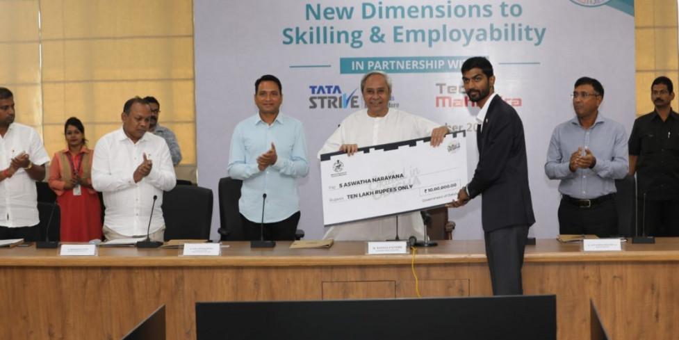 Odisha inks MoU with Tata Strive for Life Skills training to ITIans