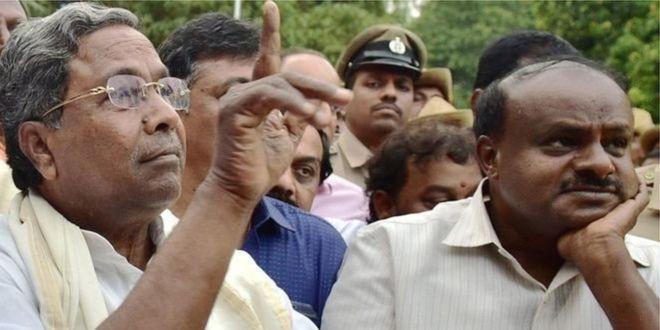 राज्यपाल और सुप्रीम कोर्ट दोनों से टकराव की स्थिति में कर्नाटक सरकार