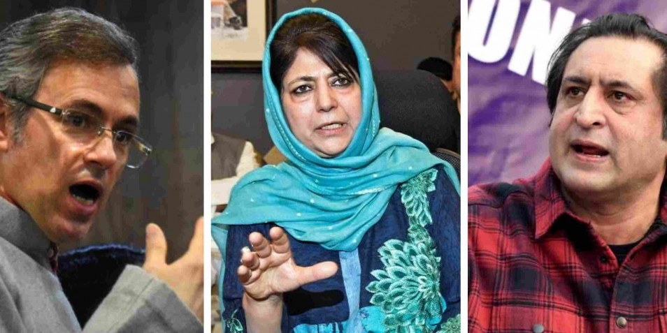 'Inflicting pain on Kashmiris': J&K politicians hit out at Centre over reports of delimitation plans