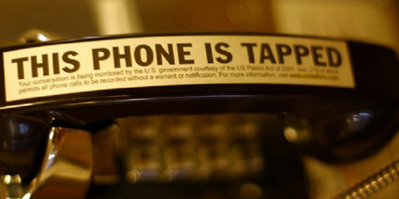 BJP Attacks Congress Over Illegal Tapping of Phones