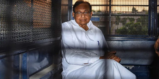 After 107 Days Chidambaram gets bail in the INX Media Case