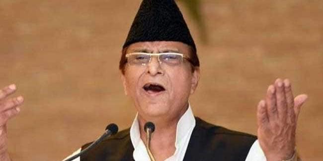 जया प्रदा के खिलाफ आपत्तिजनक भाषा के इस्तेमाल में आजम खान पर मुकदमा दर्ज