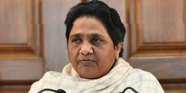 Mayawati showed the way out to many people, including former MLC Sunil Chittor