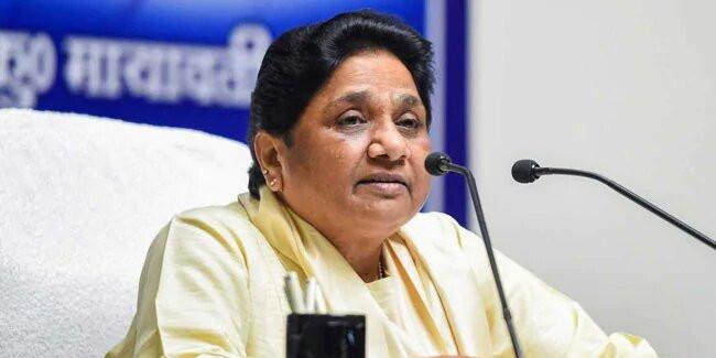 Mayawati: uproar over muslim teacher for teaching Sanskrit in BHU is extreme politics