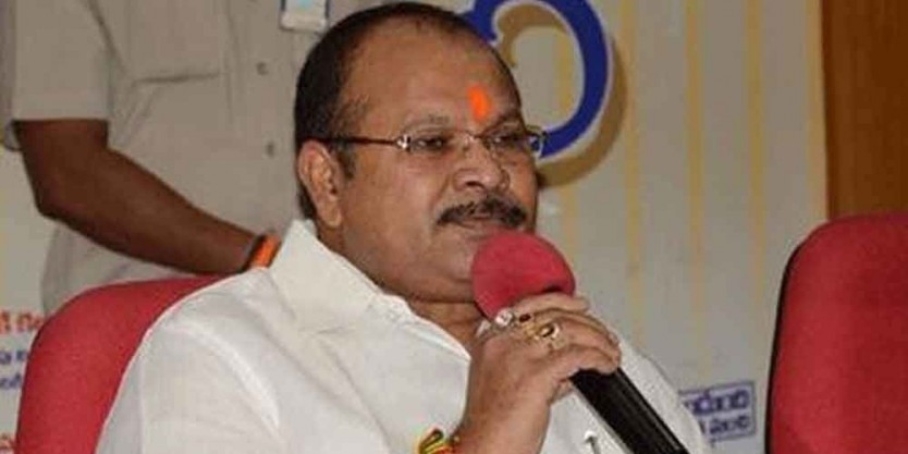 Amit Shah clarifies no alliance with Chandrababu: Kanna Lakshminarayana