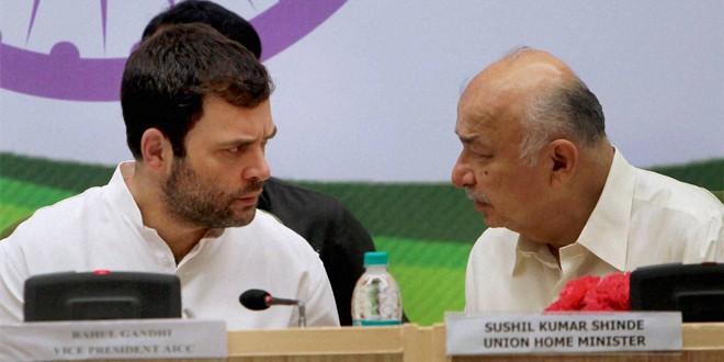 गहलोत नहीं, शिंदे होंगे कांग्रेस अध्यक्ष, गांधी परिवार ने लगाई मुहर- रिपोर्ट