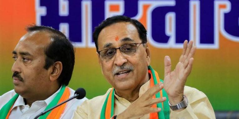 Modi govt planning to implement NRC across India: Gujarat CM Vijay Rupani