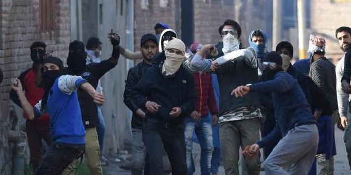 Significant drop in stone pelting incidents in Jammu and Kashmir: Officials