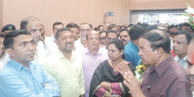 Ponda market opening before Ganesh: CM
