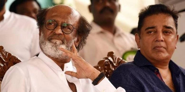 Rajinikanth, Kamal Haasan invited for Narendra Modi's swearing-in ceremony on May 30