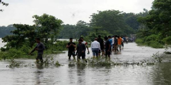 Death toll in Assam, Bihar floods reaches reaches 174