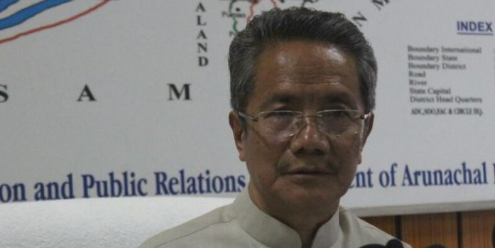 Arunachal Pradesh State Election Commissioner mourns former Director of Trade and Commerce Khoda Ruja's demise