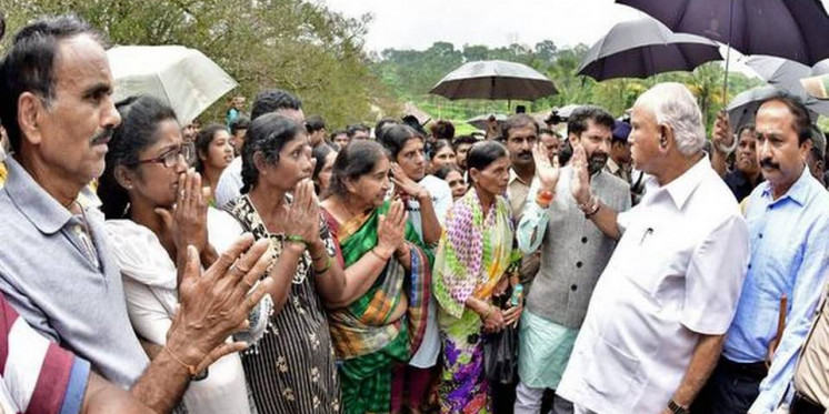 CM's flying visit angers Mudigere residents