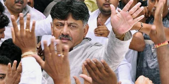 HC declines to accept Shivakumar's plea
