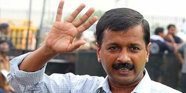 arvind kejriwal visits delhi jal board sites for mohalla clinic