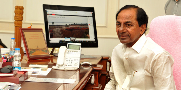 Telangana: Health rate growing rapidly under KCR's kit
