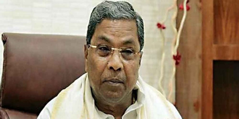 Election Commission under pressure of Modi govt to not act on EVMs complaints: Siddaramaiah