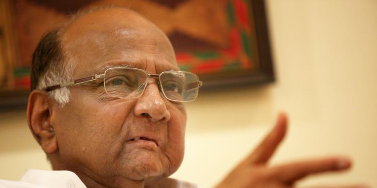 Sharad Pawar criticises govt for 'failure' to handle flood situation