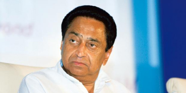 कमलनाथ सरकार ने केंद्र से मांगा ओडिशा कैडर का IPS अफसर
