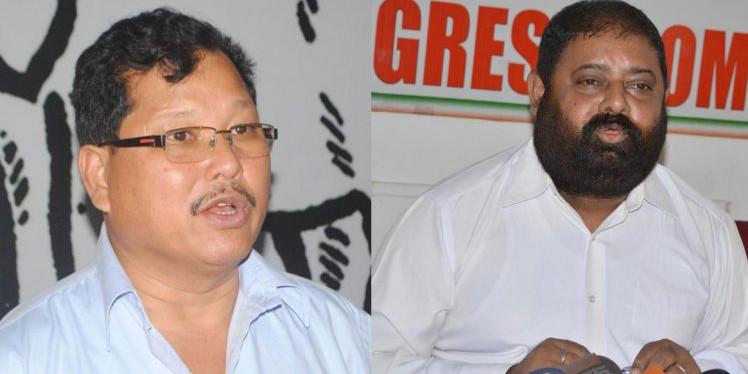 Neither I nor Durga Das Boro is leaving Congress :Apurba Bhattacharjee