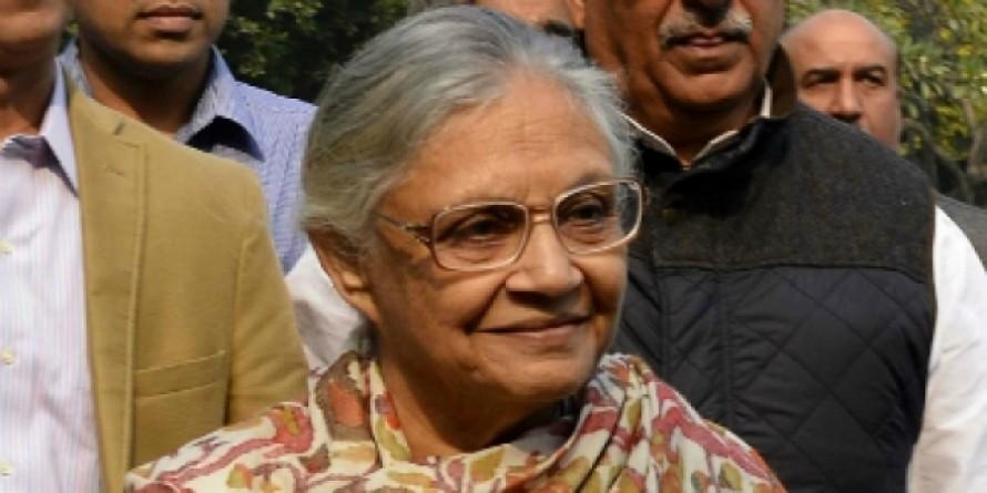 पूर्व MLA की मांग, दिल्ली कांग्रेस अध्यक्ष के पद से इस्तीफा दें शीला दीक्षित