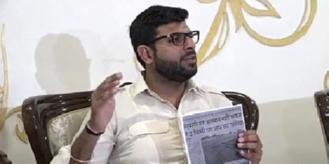 भाजपा को प्रदेशवासियों की नहीं, सिर्फ 75 प्लस सीटें लेने की चिंता है – दिग्विजय चौटाला