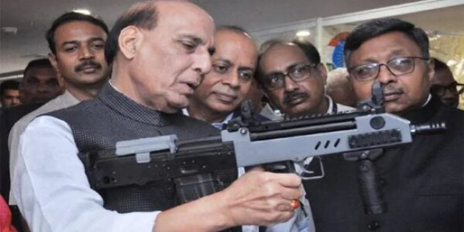 Rajnath Singh attacks on Rafale decision - Congress spreads lies, apologizes