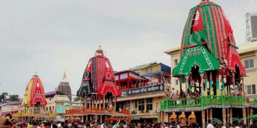 Over 25,000 cops, drone cameras to secure Gujarat Rath Yatra on July 4