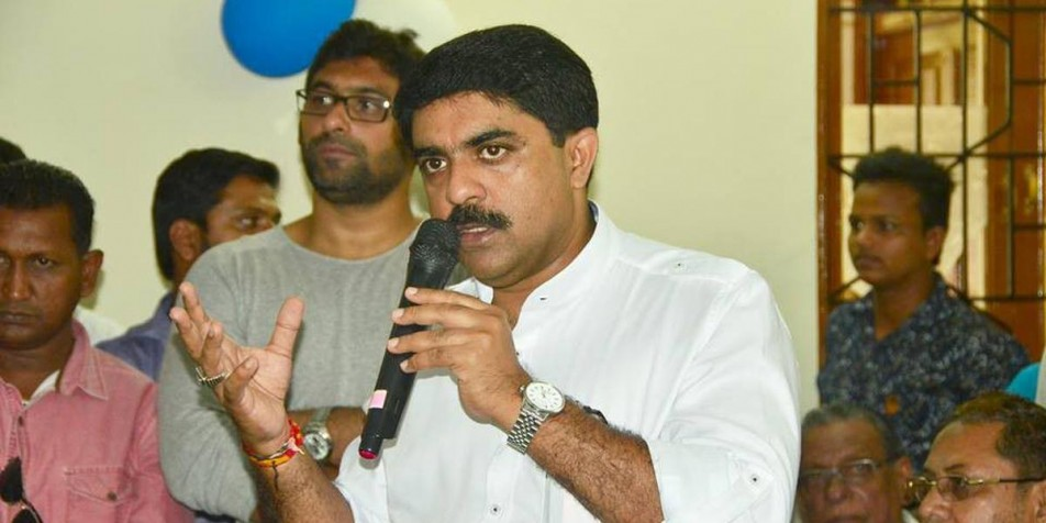 Goa deputy chief minister backs Manohar Parrikar's son for Panaji Assembly seat bye-poll