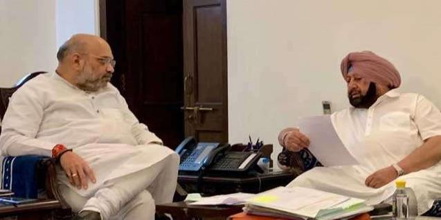 पंजाब में पाकिस्तानी ड्रोनों से हथियार गिराए जाने पर गृह मंत्रालय ने एजेंसियों से जवाब मांगा