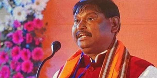 तीन बार झारखंड के सीएम रह चुके अर्जुन मुंडा ने ली केंद्रीय मंत्री पद की शपथ