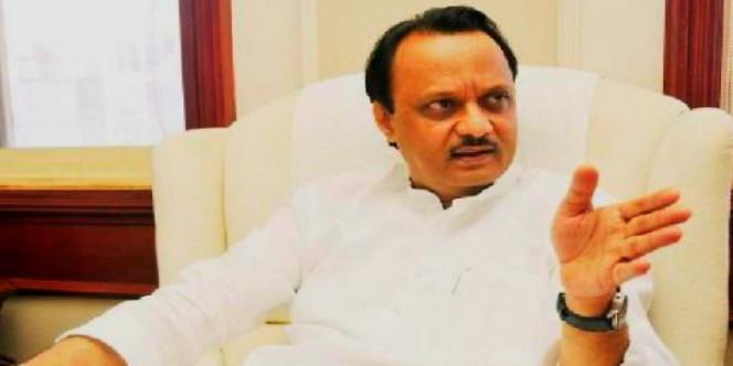 महाराष्ट्र विधानसभा चुनाव: अजित पवार बोले- छगन भुजबल की जिद के चलते बालासाहेब को गिरफ्तार किया गया था ।
