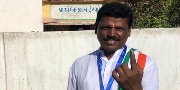 कांग्रेस के राजमन वेंजाम बड़ी जीत की ओर ,10 हजार वोटों की लीड में