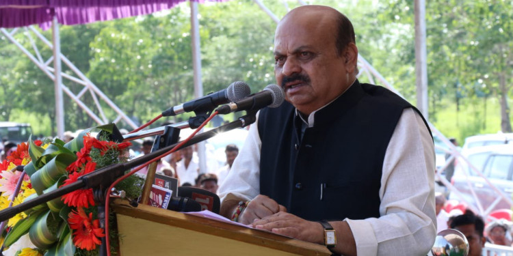 No Question of Dropping NRC: State Home Minister Basavaraj Bommai