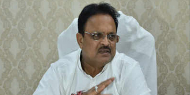 चिकित्सा मंत्री डॉ. रघु शर्मा ने किया अजमेर में अरिसदा वाटिका का लोकापर्ण