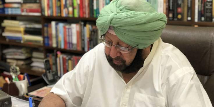 Punjab CM Amarinder Assures Support to Kashmiri Student Suffering from Cancer