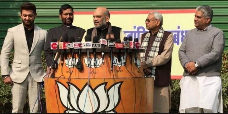 केंद्र की नयी सरकार में बिहार की बढ़ेगी हिस्सेदारी, कम-से-कम 10 मंत्री बनेंगे