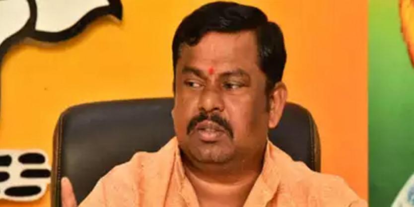 MLA Raja Singh demands NRC in Telangana