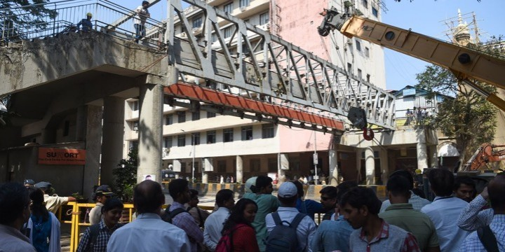 Central Agency to audit all bridges built by BMC in last 5 years