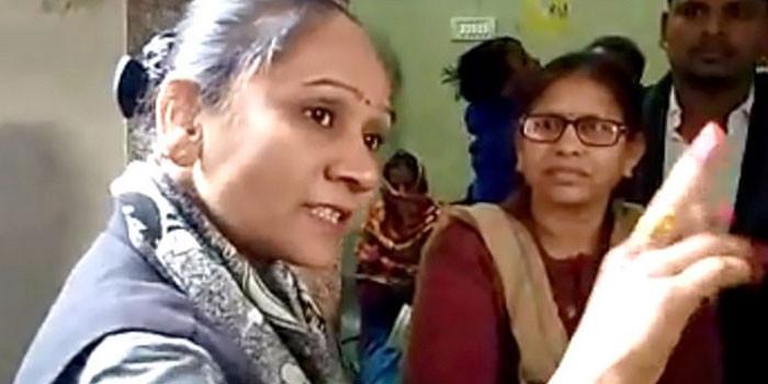 BSP विधायक के पति की गिरफ्तारी की मांग हुई तेज, आज से अनशन पर पूरा परिवार
