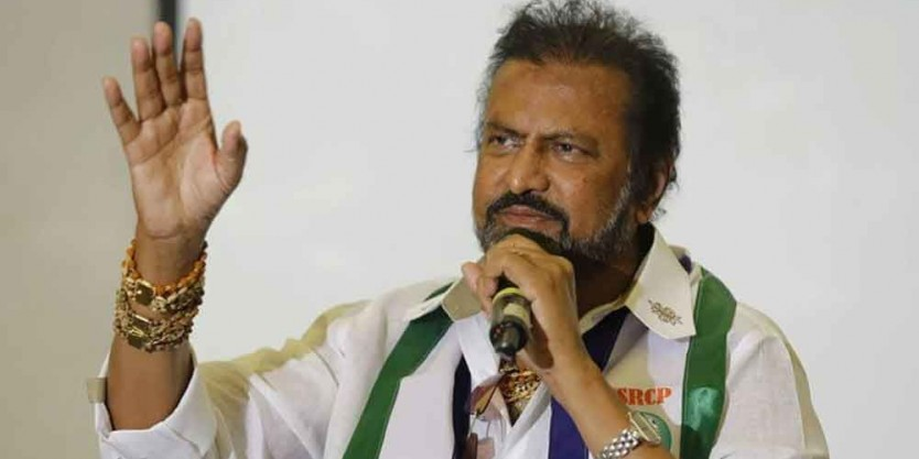 Mohan Babu reacts on TTD chairman post