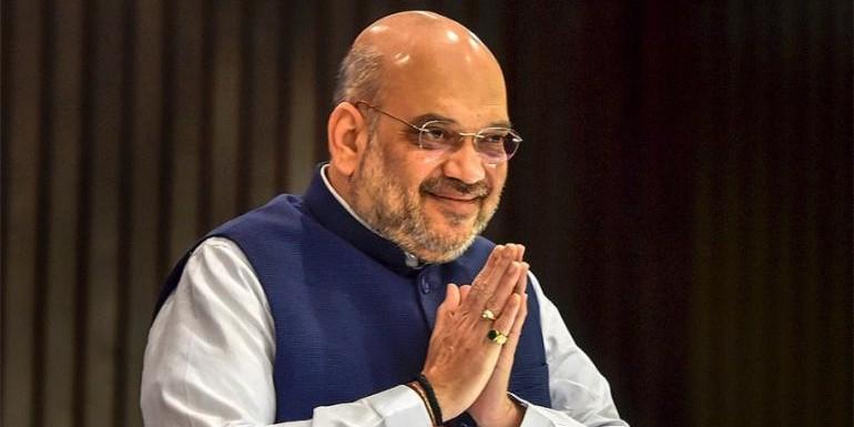 Amit Shah launches BJP membership drive in Telangana