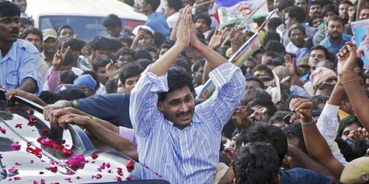Jagan Reddy's Caste Gambit in Andhra Pradesh to Trump