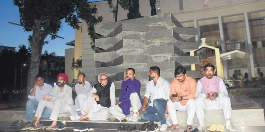 Opposition demands CM Naveen Patnaik's resignation over missing children in Odisha
