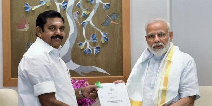 CM urges Centre to launch special project for Cauvery