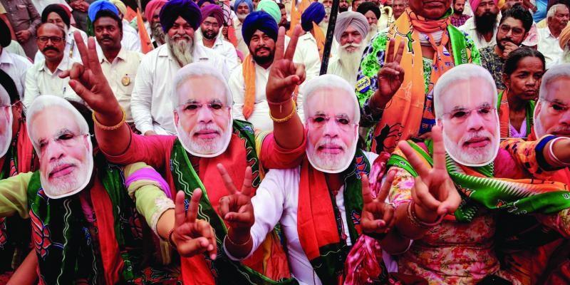 Over 50 Gujarat leaders camp in Varanasi to ensure Modi's victory